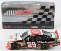 Kevin Harvick LE #29 Budweiser Realtree 2011 Impala 1:24 Scale Diecast Car at PristineAuction.com