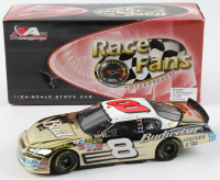 Dale Earnhardt Jr. LE #8 Budweiser/'57 Chevy 50th Anniversary 2007 Monte Carlo SS 1:24 Die-Cast Car at PristineAuction.com
