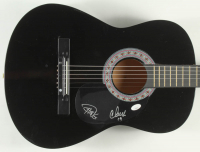 "Cheech Marin & Tommy Chong Signed 28"" Acoustic Guitar (JSA COA) at PristineAuction.com"