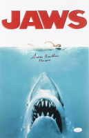 """Susan Backlinie Signed """"Jaws"""" 11x17 Photo Inscribed """"Chrissie"""" (JSA COA) at PristineAuction.com"""