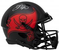 Jason Pierre-Paul Signed Buccaneers Full-Size Eclipse Alternate Speed Helmet (JSA COA) at PristineAuction.com