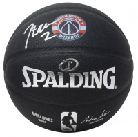 John Wall Signed Wizards Logo Arena Series Basketball (JSA COA) at PristineAuction.com