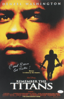 "Herman Boone Signed ""Remember the Titans"" 11x17 Photo Inscribed ""Go Titans!"" (JSA COA) at PristineAuction.com"