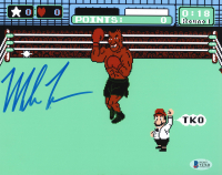 """Mike Tyson Signed """"Punch-Out!!"""" 8x10 Photo (Beckett COA) at PristineAuction.com"""