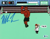 "Mike Tyson Signed ""Punch-Out!!"" 8x10 Photo (Beckett COA) at PristineAuction.com"