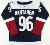 Mikko Rantanen Signed Avalanche Jersey (PSA Hologram) at PristineAuction.com