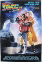 """Back to the Future Part II"" 27x40 Movie Poster at PristineAuction.com"