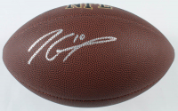 Jimmy Garoppolo Signed NFL Logo Football (Beckett COA) at PristineAuction.com