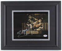 Manny Pacquiao Signed 13.5x16.5 Custom Framed Photo Display (PSA COA) at PristineAuction.com
