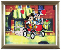 "Walt Disney's LE ""Nifty Nineties"" 13x16 Custom Framed Animation Display at PristineAuction.com"