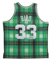 Larry Bird Signed Celtics Jersey (Beckett COA) at PristineAuction.com