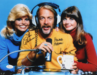 "Loni Anderson, Howard Hesseman & Jan Smithers Signed ""WKRP in Cincinnati"" 11x14 Photo (JSA COA) at PristineAuction.com"