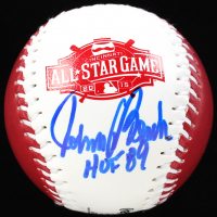 Johnny Bench Signed 2015 All-Star Game Baseball (PSA COA) at PristineAuction.com