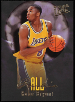Kobe Bryant 1996-97 Ultra All-Rookies #3 at PristineAuction.com