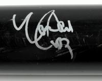 Yandy Diaz Signed Game-Used Louisville Slugger Baseball Bat (JSA COA) at PristineAuction.com