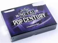 2019 Leaf Metal Pop Century Box with (4) Cards at PristineAuction.com