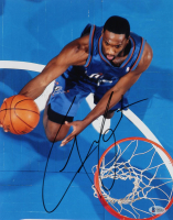 Gilbert Arenas Signed Wizards 11x14 Photo (Beckett COA) at PristineAuction.com