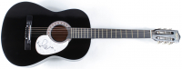 "Elvis Costello Signed 38"" Acoustic Guitar (JSA COA) at PristineAuction.com"