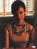 """Maggie Siff Signed """"Mad Men"""" 11x14 Photo (Beckett COA) at PristineAuction.com"""