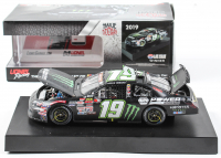 Hailie Deegan Signed LE #19 Monster / Napa Powere Las Vegas Win 2019 Toyota Camry 1:24 Premium Action Diecast Car (JSA Hologram) at PristineAuction.com