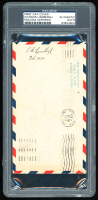 1929 Charles Lindbergh First Day Cover Envelope (PSA Encapsulated) at PristineAuction.com