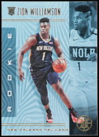 Zion Williamson 2019-20 Panini Illusions #151 RC at PristineAuction.com