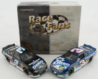 Set of (2) LE #5 GM Goodwrench Service Plus / Oreo Monte Carlo 1:24 Scale Stock Car at PristineAuction.com