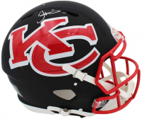 Tyreek Hill Signed Chiefs Full-Size Authentic On-Field AMP Alternate Speed Helmet (Radtke COA) at PristineAuction.com