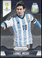 Lionel Messi 2014 Panini Prizm World Cup #12 at PristineAuction.com
