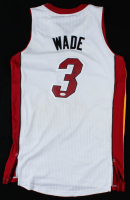 Dwyane Wade Signed Heat Jersey (JSA COA) at PristineAuction.com