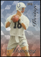 Peyton Manning 1998 Playoff Prestige Hobby #165 RC at PristineAuction.com