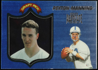 Peyton Manning 1998 Absolute Hobby #165 RC at PristineAuction.com