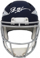 Deion Sanders Signed Cowboys AMP Alternate Speed Full-Size Helmet (Beckett COA) at PristineAuction.com