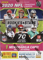 2020 Panini Rookies & Stars Blaster Box with (7) Packs at PristineAuction.com