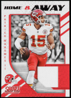 Patrick Mahomes II 2018 Score Home and Away Jerseys #12 at PristineAuction.com