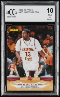 James Harden 2009-10 Panini #400 RC (BCCG 10) at PristineAuction.com