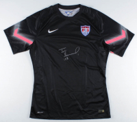 "Tim Howard Signed Team USA Jersey Inscirbed ""USA"" (JSA COA) at PristineAuction.com"