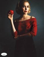 "Kiernan Shipka Signed ""Chilling Adventures of Sabrina"" 8x10 Photo (JSA Hologram) at PristineAuction.com"