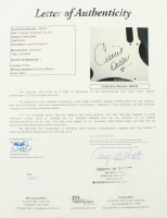 "Celine Dion Signed 39"" Electric Guitar (JSA LOA) at PristineAuction.com"