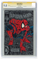 "Stan Lee Signed 1990 ""Spider-Man: The Legend of the Arachknight"" Issue #1 Marvel Comic Book (CGC 9.8) at PristineAuction.com"
