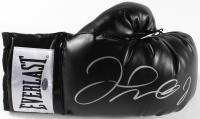 Floyd Mayweather Jr. Signed Everlast Boxing Glove (Schwartz COA) at PristineAuction.com
