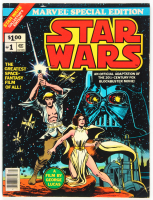 "Vintage ""Star Wars"" Issue #1 Special Edition Marvel Comic Book at PristineAuction.com"