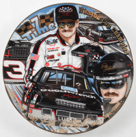 2001 Dale Earnhardt Commemorative Plate at PristineAuction.com