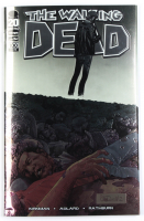 "2012 ""The Walking Dead"" Issue #100 Comic Book at PristineAuction.com"