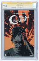 """Robert Kirkman Signed 2014 """"Outcast"""" Issue #1 Image Comic Book (CGC 9.8) at PristineAuction.com"""