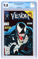 """1992 """"Venom: Lethal Protector"""" Issue #1 Marvel Comic Book (CGC 9.8) at PristineAuction.com"""