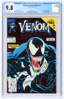 "1992 ""Venom: Lethal Protector"" Issue #1 Marvel Comic Book (CGC 9.8) at PristineAuction.com"