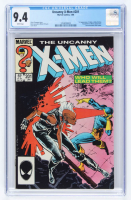"1985 ""The Uncanny X-Men"" Issue #201 Marvel Comic Book (CGC 9.4) at PristineAuction.com"
