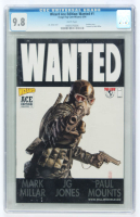 "2004 ""Wanted"" Wizard Ace Edition Issue #1 Image / Top Cow-Wizard Comic Book (CGC 9.8) at PristineAuction.com"