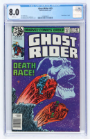 "1979 ""Ghost Rider"" Issue #35 Marvel Comic Book (CGC 8.0) at PristineAuction.com"